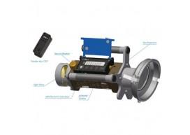 Flexicompt Autonomous - gravity turbine meter for petroleum product delivery
