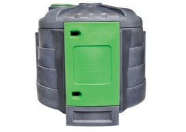 Bunded fuel tank with dispenser FORTIS FT 3000 Z300