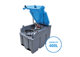 Portable fuel tank FORTIS Blue for AdBlue 400 L