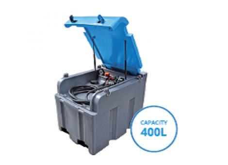 Mobili transportavimo talpa FORTIS Blue AdBlue 400 L
