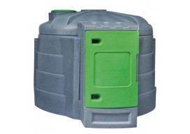Bunded fuel tank with dispenser FORTIS FT 5000 K600