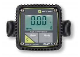 Electronic flow meter FMT 3 - POM