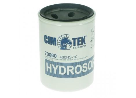 Kuro filtras Cim-Tek CT70060 Water & Particle  - 10 Mi